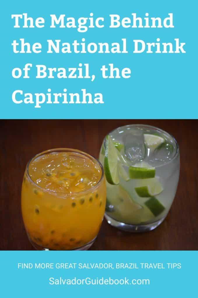 Caipirinhas - The Magic Behind the National Drink of Brazil, the Caipirinha