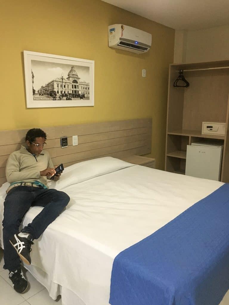 Hit Hotel room